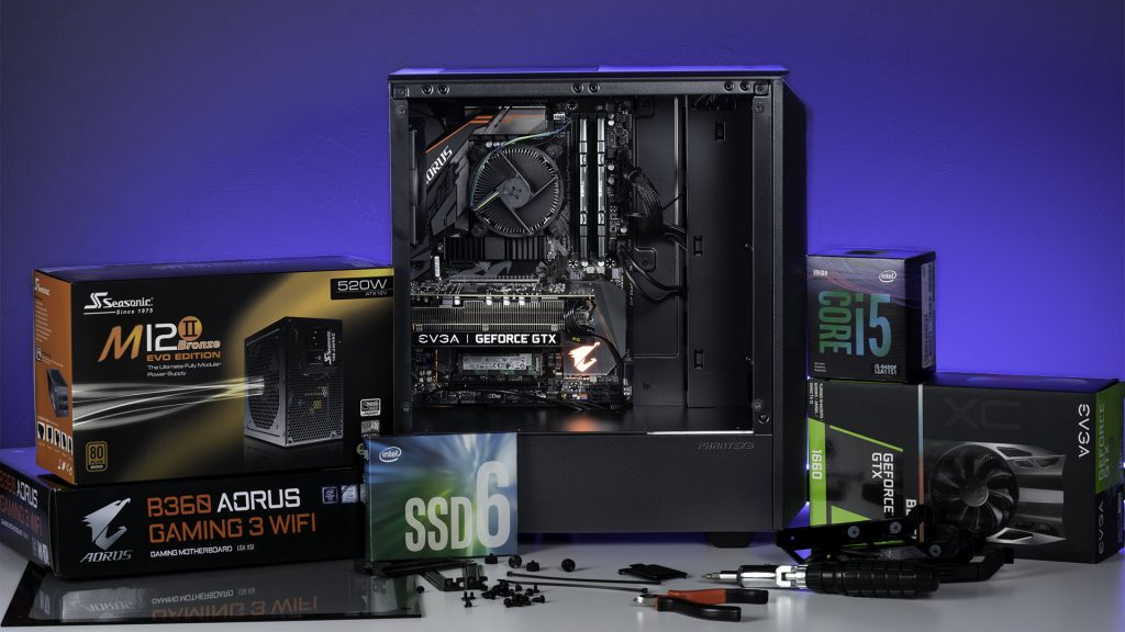 How to Build Your Own Budget Gaming PC